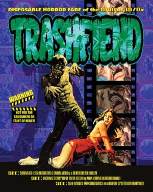 Cover of Trashfiend