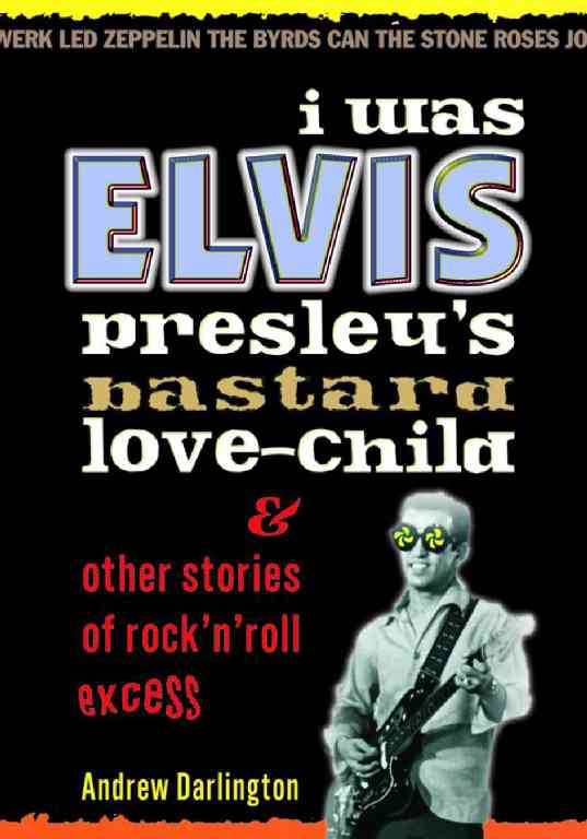 Cover of Elvis Presley's Bastard Love-Child