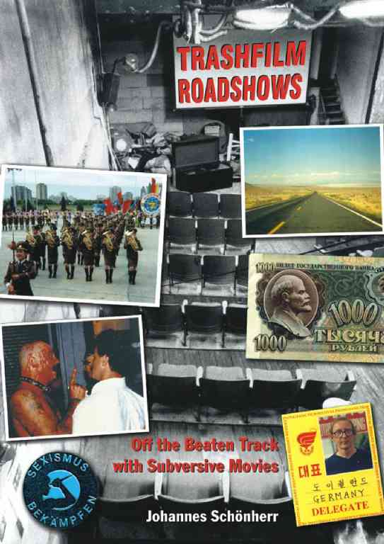 Cover of Trashfilm Roadshows