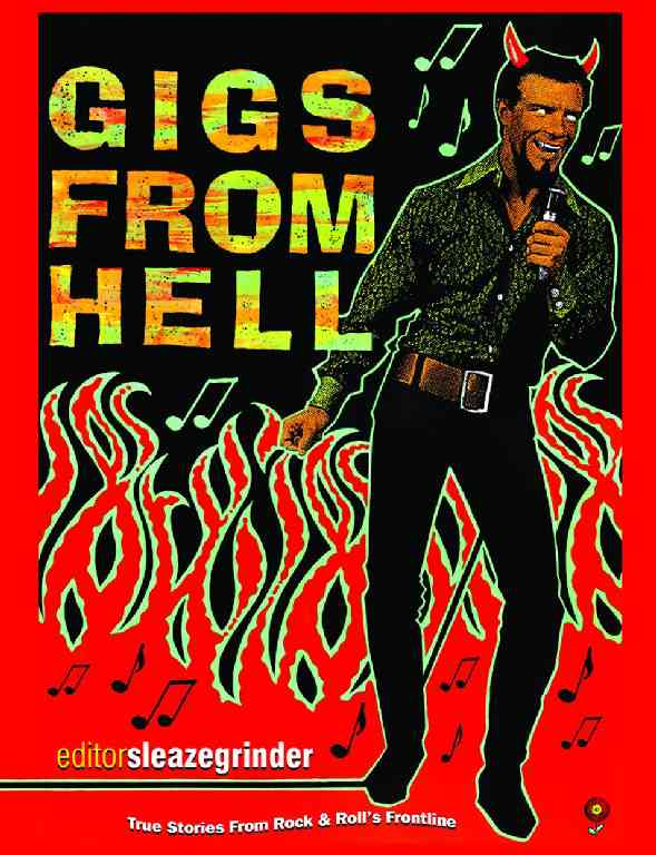 Cover of Gigs From Hell
