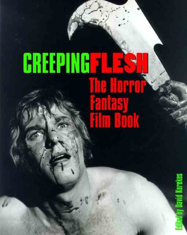 Cover of Creeping Flesh