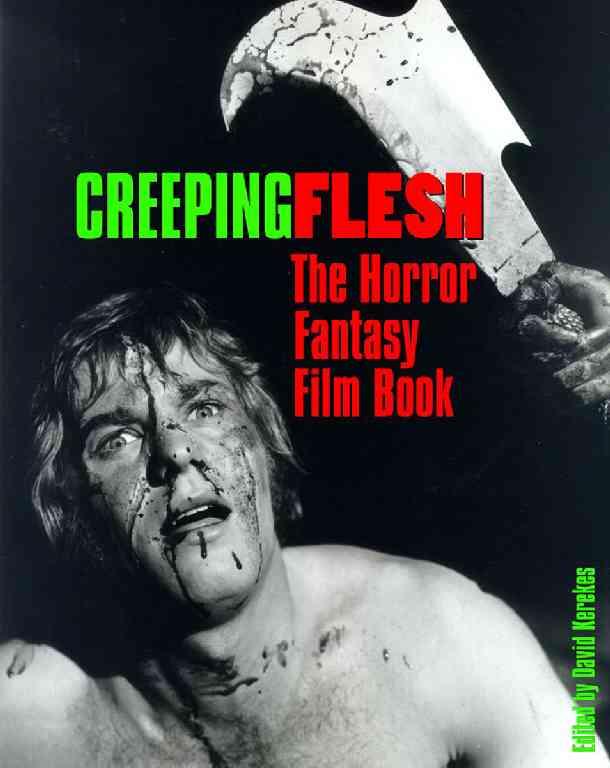 Cover of Creeping Flesh