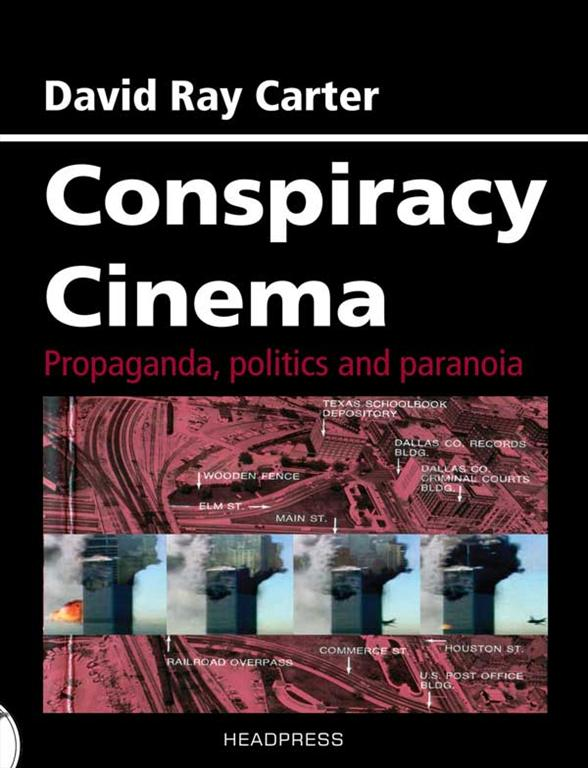 Cover of Conspiracy Cinema