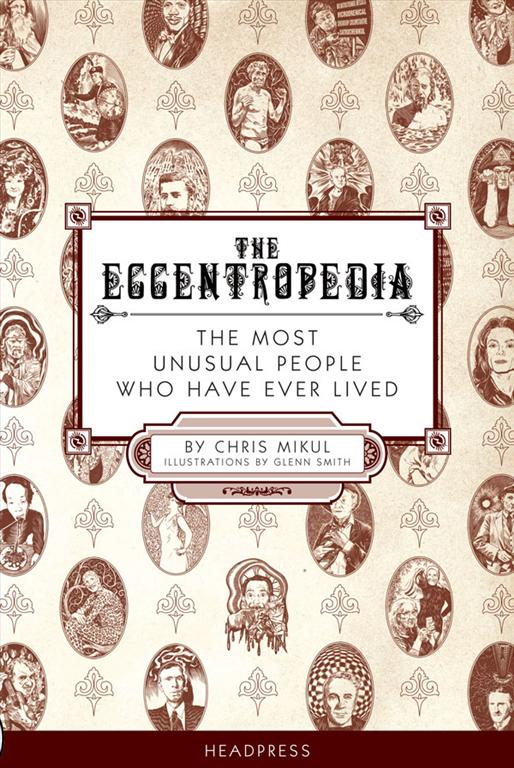Cover of The Eccentropedia