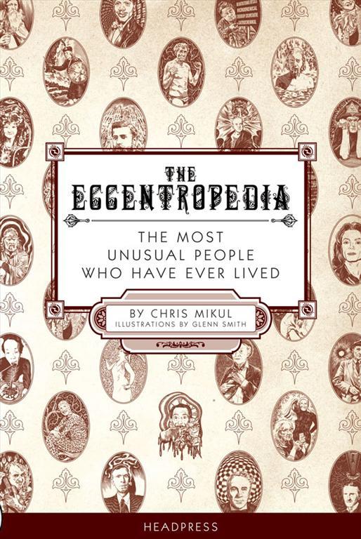 Cover of The Eccentropedia
