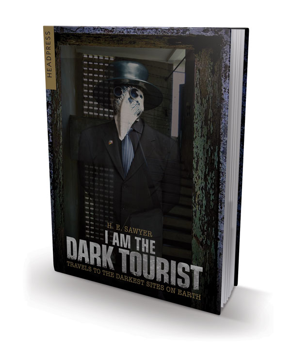Cover of I Am the Dark Tourist