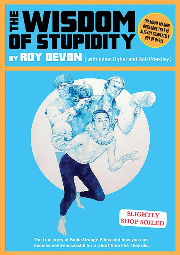 Cover of Wisdom of Stupidity