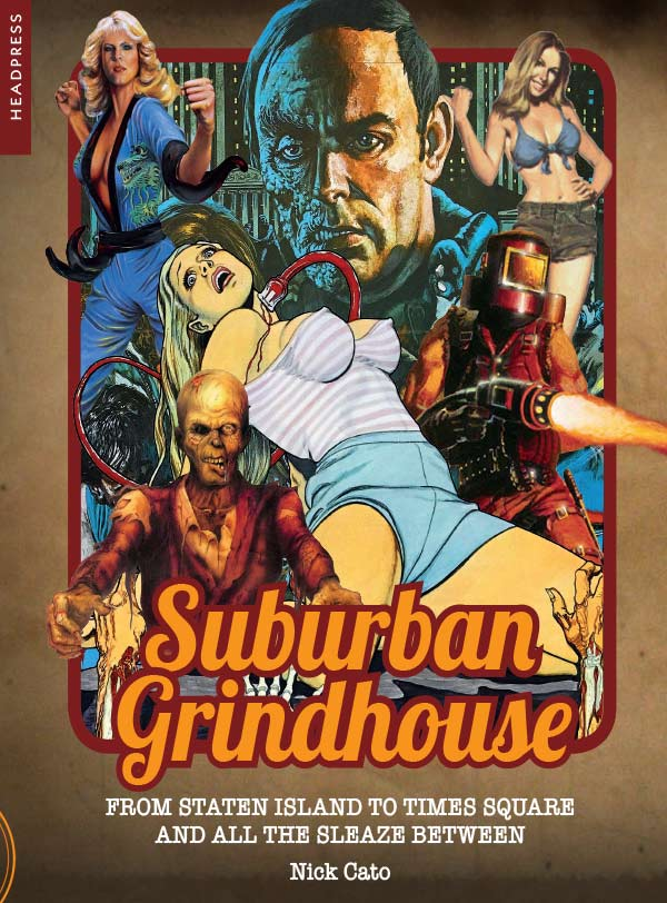 Cover of Suburban Grindhouse
