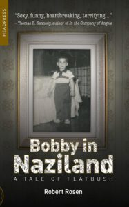 Cover of Bobby in Naziland