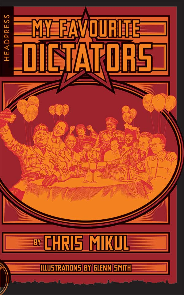 Cover for My Favourite Dictator