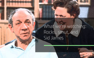 George and the Dragon, Sid James and Peggy Mount