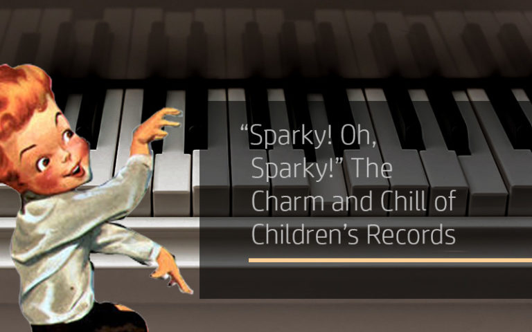 Featured Sparky Oh Sparky