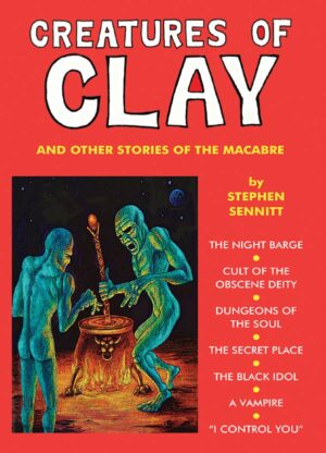 Cover of Creatures of Clay