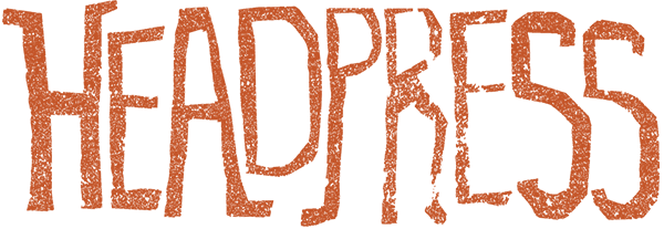 Headpress masthead