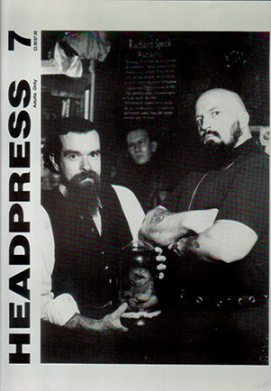 Cover of Headpress 7