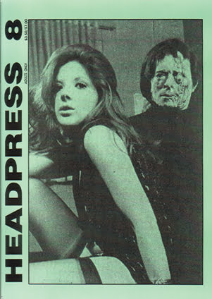 Cover of Headpress 8