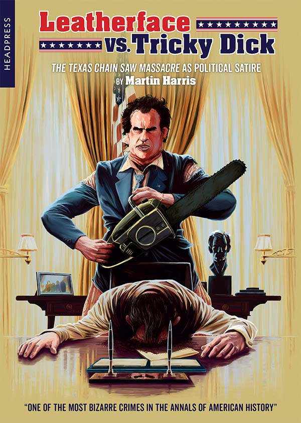 Cover of Leatherface vs Tricky Dick