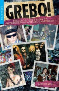 Cover of Grebo