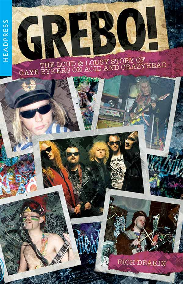 Cover of Grebo