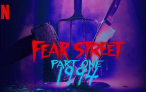 Poster for Fear Street Part One – 1994