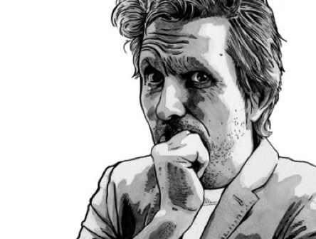 Self-portrait Gary Spencer Millidge