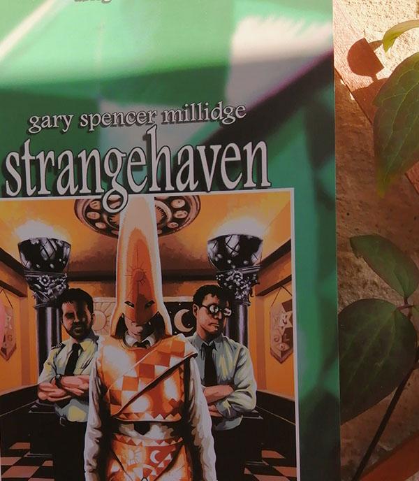 Strangehaven trade paperback Conspiracies, in shadow